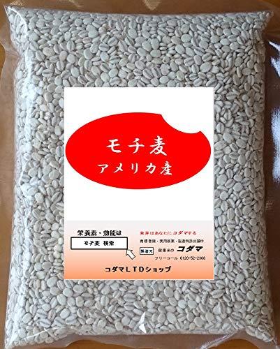 もち麦 1�s アメリカ産