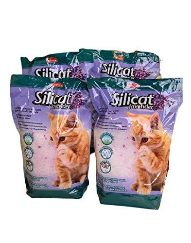 Biokats Victorycat al silicio 7 kg 17 lt profumata