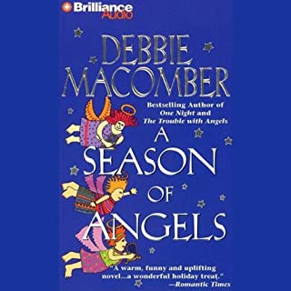 A Season of Angels audiobook cover art