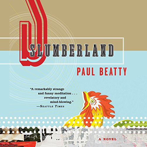 Slumberland audiobook cover art
