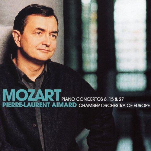 モーツァルト:ピアノ協奏曲 第6番&第15番&第27番