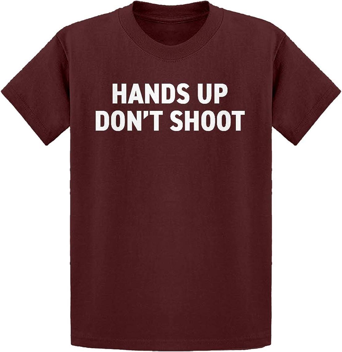 Hands Up Don't Shoot Kids T-Shirt