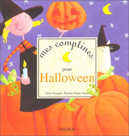 Mes comptines pour Halloween
