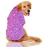 GOUSHENG-Costumes Mascotas Vestidos Ropa Para Perros De Invierno Para Perros Grandes Sudaderas Con Capucha De Algodón Grande Para Perros Golden Retriever Pitbull Abrigo Chaqueta Mascotas Ropa Suéteres