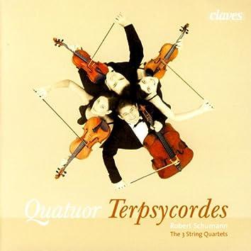 Schumann: The Three String Quartets Op. 41