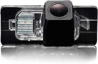 Kalakass Telecamera posteriore Macchina Fotografica di Retrovisione di HD Macchina Fotografica dinversione di Sostegno per A4 A4L B8 5D A5 S5 2D TT TTS TTRS 8J Passat B6 R36