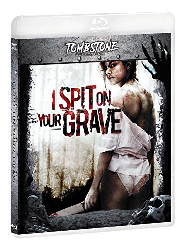 I Spit On Your Grave 1  Tombstone  (Con Card Tarocco )