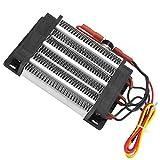 Calentador eléctrico con orificio de montaje Calentador de aire para aire acondicionado