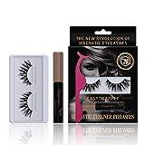 eyelashes,magnetic eyelashes, fake eyelashes, LSRTCC Upgraded Magnetic Eyeliner and Lash Kit