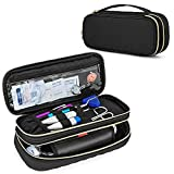 Damero Double Layer Stethoscope Case Compatible with 3M Littmann/ADC/Omron Stethoscope, Stethoscope...
