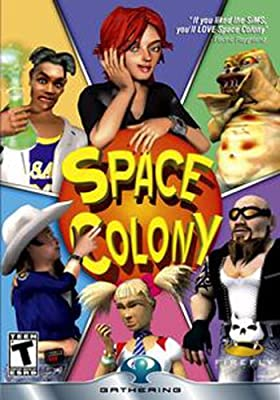 Space Colony - PC from Jack of All Games