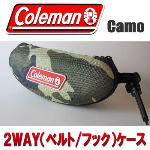 サングラスケース Coleman コールマン アウトドア COLEMAN CASE (迷彩)
