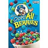 Cap'N Crunch's Oops All Berries, 11.5oz