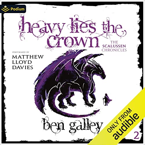 Heavy Lies the Crown cover art