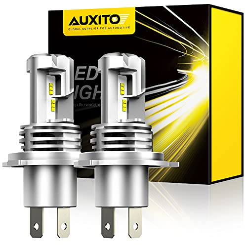 Best Dual Beam Design: AUXITO H4 9003 LED Headlight Bulbs