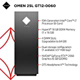 Compare technical specifications of OMEN 25L (9EE64AA#ABA)