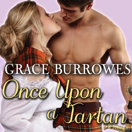 Once Upon a Tartan audiobook cover art