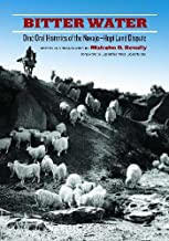 Bitter Water: Dine Oral Histories of the Navajo-Hopi Land Dispute