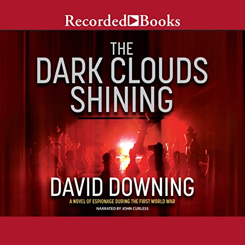 Page de couverture de The Dark Clouds Shining