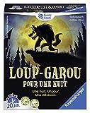 Ravensburger – Gioco di carte – Loup garou per una notte – Gioco di atmosfera per adulti e bambini – da 3 a 10 giocatori a partire dai 9 anni – versione francese – 26681