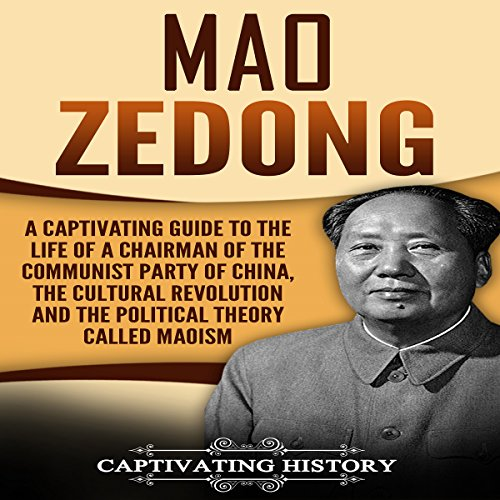 Mao Zedong Audiobook By Captivating History cover art