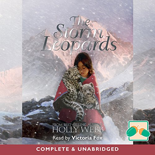 The Storm Leopards audiobook cover art