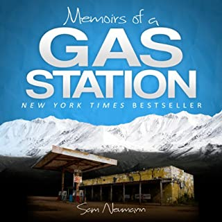 Memoirs of a Gas Station audiobook cover art