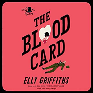 The Blood Card cover art