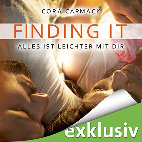 Finding it: Alles ist leichter mit dir Titelbild