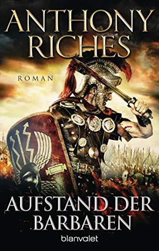 Aufstand der Barbaren: Roman (Imperium-Saga 4)
