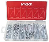 Am-Tech 500 piezas Surtido Chaveta Conjunto, S6260...