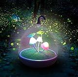Veilleuse Magic Garden Portative Variable Ultra Lampe Champignon LED Capteur Tactile...