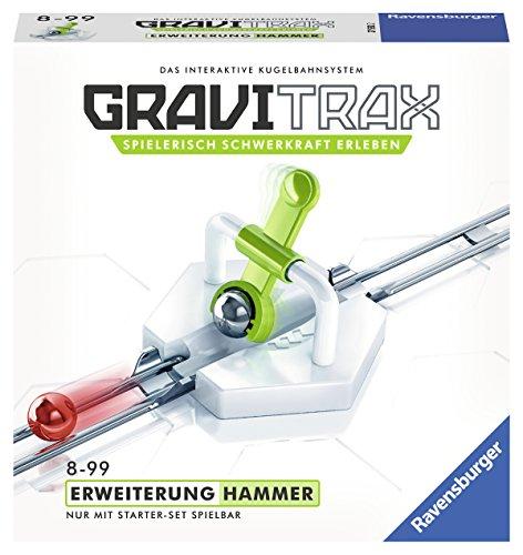 GraviTrax Hammer: Das interaktive Kugelbahnsystem