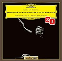 Beethoven: Symphonies No. 3 Eroica by Herbert Von Karajan (2015-05-20)
