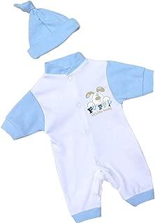 BabyPrem Lot de 3 Pr/ématur/ée Bodys B/éb/és Filles 0-3.4 kg