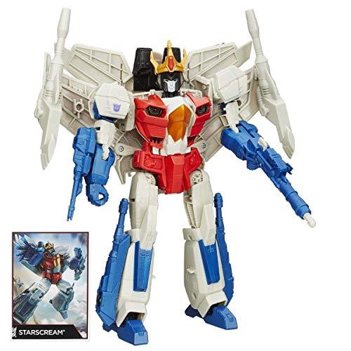 NONAME Hasbro - Transformers - Combiner Wars Serie 4 - Starscream Leader Class - Action FiguresAction Figures