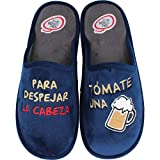 Se me ríen los pies - Zapatillas de Casa Caña Marino - Marino, 40