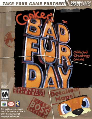 Conker's Bad Fur Day Official Strategy Guide (Official Strategy Guides)