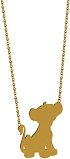 disney couture simba necklace