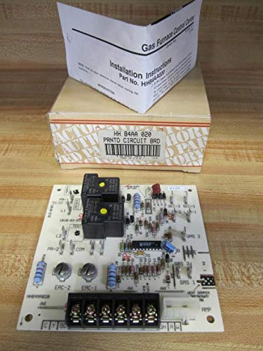 Bryant Carrier お買い得 HH84AA020 Board Control 返品交換不可