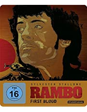 Rambo - First Blood: Limited Steelbook Edition