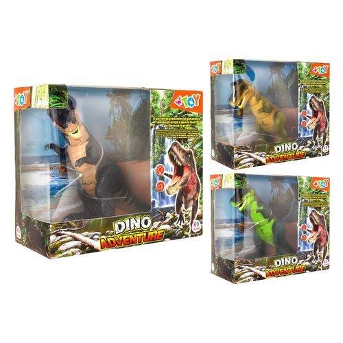 GLOBO S.p.a dinosauro t.rex camminante luci/suoni