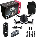 Elfie Baby JJRC H37mini RTF fotocamera drone–Pocket FPV 720p video drone–Vliegklaar