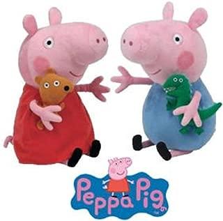 Best peppa pig ty beanie baby Reviews
