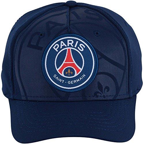 Paris Saint Germain - Gorra de la colección oficial del Paris Saint Germain, tamaño ajustable para adulto