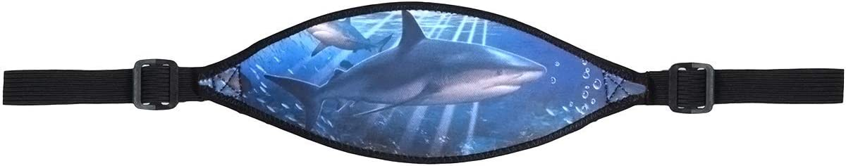 SeaScapes Shark Manufacturer direct delivery Max 85% OFF Mask Strap