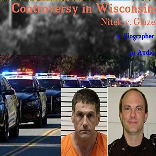 Controversy in Wisconsin audiobook cover art