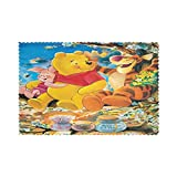 Winnie The Pooh Placemats For Dining Table Set Of 66-Piece Set Of Fashionable Placemats, Family, Table Mats, Hotel, Banquet Table Decorations