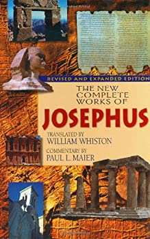 Hardcover The New Complete Works of Josephus Book