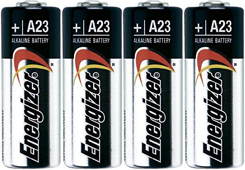 Energizer A23pk12 A23 Battery, 12V, 1.8' Height.5' Wide, 2.9' Length (Pack of 12)